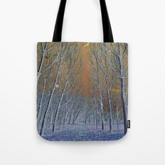 Beautiful eyes watching us Tote Bag