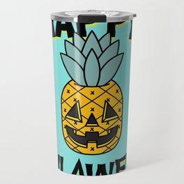 Pineapple Lantern Travel Mug