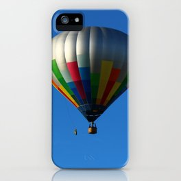 Up Up In The Air iPhone Case