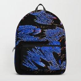 Dew On Dandelion, Wild Mandala Backpack