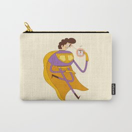 Man of Tea Carry-All Pouch