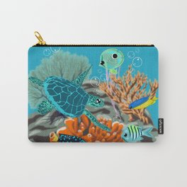 Tropicool Gathering Carry-All Pouch