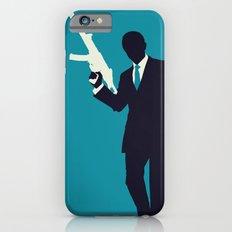 Minimalist Bond: Quantum of Solace iPhone 6s Slim Case