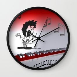 just a song for you -1- Wall Clock
