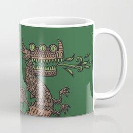 Dragon with three eyes Coffee Mug