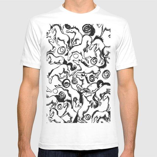 Carousel Chaos T-shirt