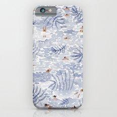 Palm sea iPhone 6s Slim Case