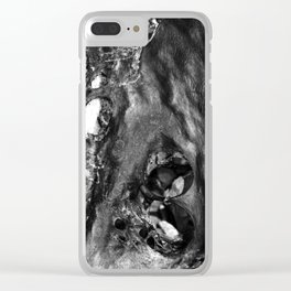 The Tanning Clear iPhone Case