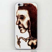 halloween iPhone & iPod Skins featuring Halloween  by Waterbaby