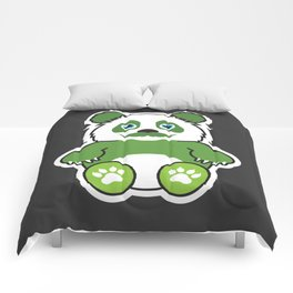 Tufu Panda Comforters