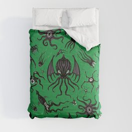 Cosmic Horror Critters Comforters