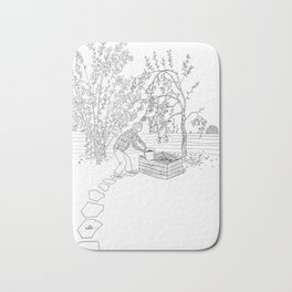 beegarden.works 001 Bath Mat