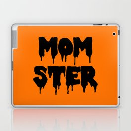 Momster Funny Quote Laptop & iPad Skin