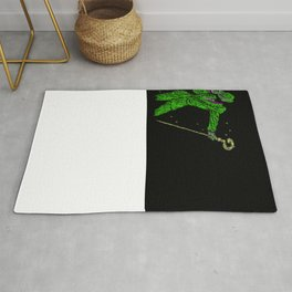 Riddle me this Rug