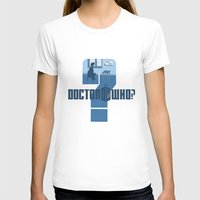 dr who T-shirts featuring Dr Who? by Anarchtee's
