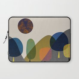 Mountains and trees2 Laptop Sleeve