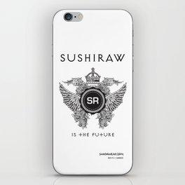 Sushiraw Future iPhone Skin