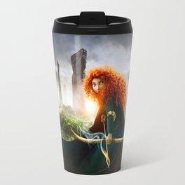 MERIDA THE BRAVE - PORTRAIT MERIDA WITH ARROW Travel Mug
