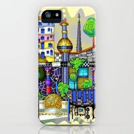 Vienna iPhone Case
