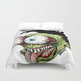 Bug Eyes Duvet Cover
