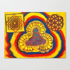 Namaste~ Ver.2 Canvas Print
