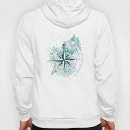 Compass Sketch Hoody