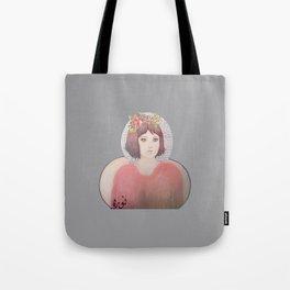 flower girl - floral Tote Bag