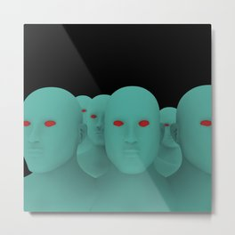 Beings Metal Print