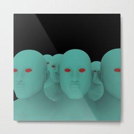 Beings Metal Print