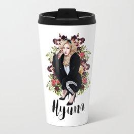 Bad Gal Hyuna Travel Mug