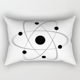 Atomic Mass Structure 6 Rectangular Pillow