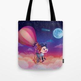 Maria Through The Year - JUNE Tote Bag