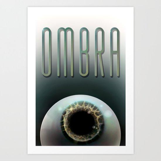 Ombra Art Print