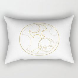 Hello Sweetie from Gallifrey Rectangular Pillow