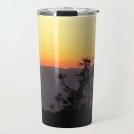 California Sunset Travel Mug