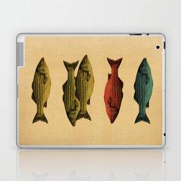 One fish Two fish... Laptop & iPad Skin