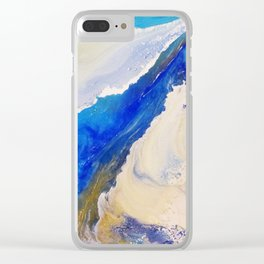 Everlasting Sandbar 2 Clear iPhone Case