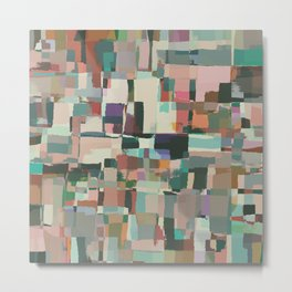 Abstract Painting No. 8 Metal Print