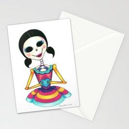 Romeo, oh Romeo - Dia de los Muertos Stationery Cards