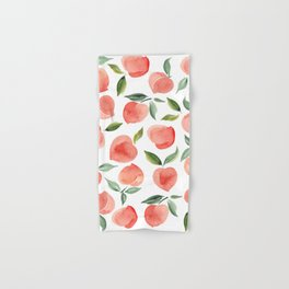 peaches Hand & Bath Towel