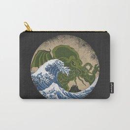 Hokusai Cthulhu Carry-All Pouch