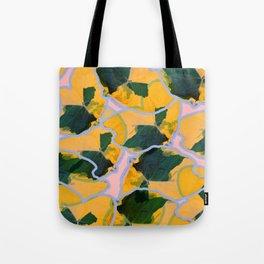 Orangey Tote Bag