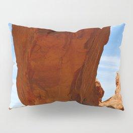 The Base Of An Arch Pillow Sham