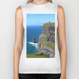 Over the Castle on the Hill Biker Tank