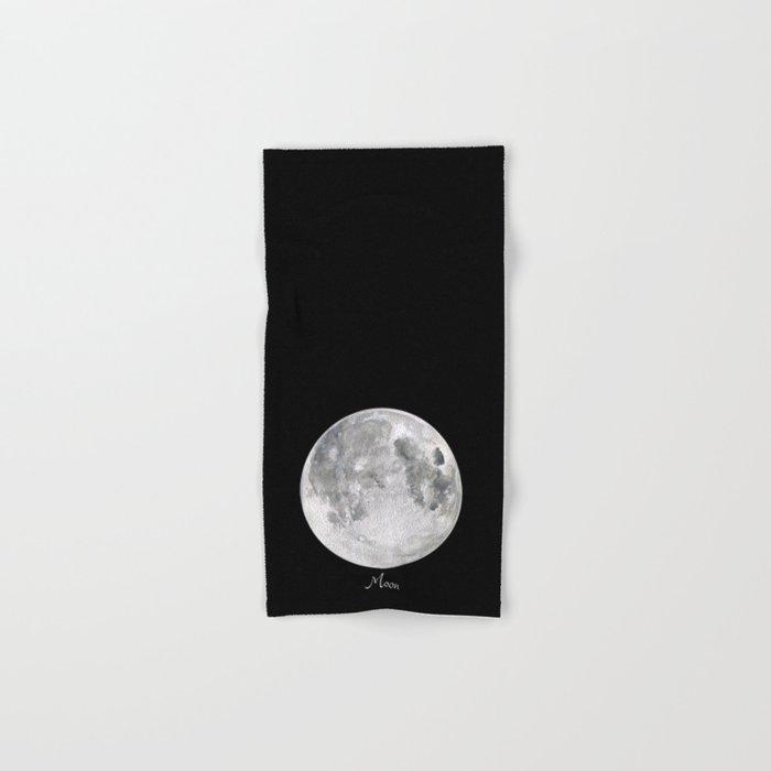 Moon #2 Hand & Bath Towel