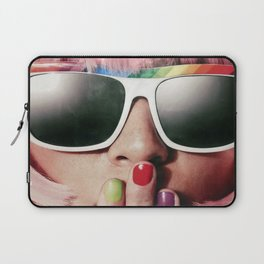 Carnaval girl Laptop Sleeve