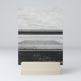 Board Horizon Mini Art Print