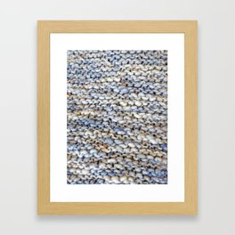 Wool 6 Framed Art Print