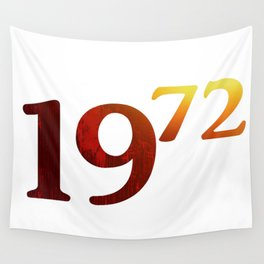 1972 Wall Tapestry