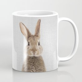 Rabbit - Colorful Coffee Mug